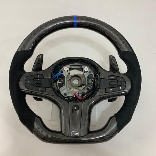 BMW X3/X4 Carbon Fiber Steering Wheel