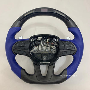 Dodge Durango Carbon Fiber Steering Wheel