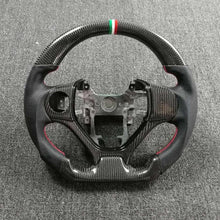 Load image into Gallery viewer, 2006-2011 Honda Civic Carbon Fiber Steering Wheel