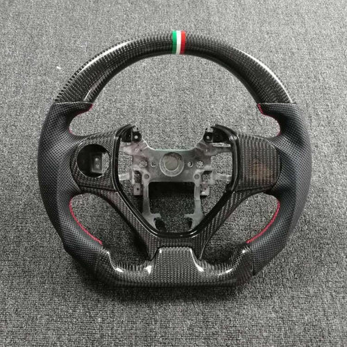 2006-2011 Honda Civic Carbon Fiber Steering Wheel