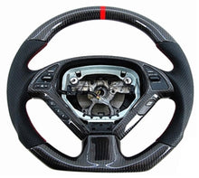 Load image into Gallery viewer, Infinti G37 Carbon Fiber Steering Wheel