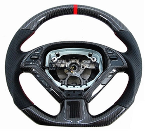 Infinti G37 Carbon Fiber Steering Wheel