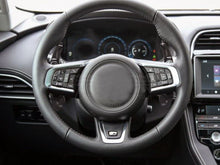 Load image into Gallery viewer, Jaguar Carbon Fiber Paddle Shift Extensions