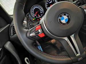 BMW M-Sport Steering Wheel M Button & Engine Stop/Start
