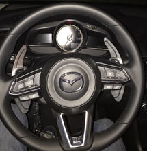 Load image into Gallery viewer, Mazda Aluminium Paddle Shift Extensions