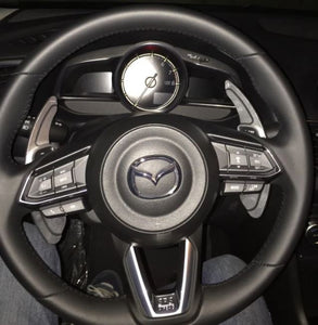 Mazda Aluminium Paddle Shift Extensions