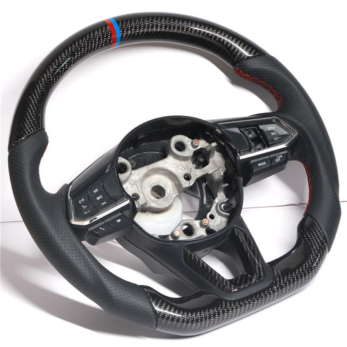 Mazda 3 Carbon Fiber Steering Wheel