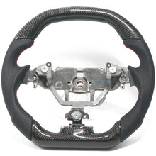 Load image into Gallery viewer, 2017-18 Mazda 3 Carbon Fiber Steering Wheel
