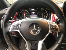 Load image into Gallery viewer, Mercedes-Benz Carbon Fiber Paddle Shift Extensions