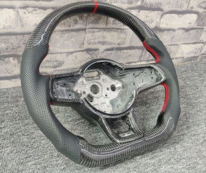 2013-2017 VW Golf (Mk7) Carbon Fiber Steering Wheel