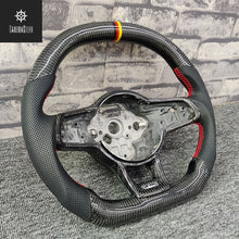 Load image into Gallery viewer, 2013-2017 VW Golf (Mk7) Carbon Fiber Steering Wheel