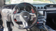 Load image into Gallery viewer, Ford Mustang Aluminium Paddle Shift Extensions