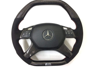 1999-2018 Mercedes-Benz G-Class Carbon Fiber Steering Wheel