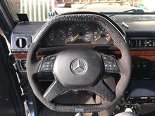 Load image into Gallery viewer, 1999-2018 Mercedes-Benz G-Class Carbon Fiber Steering Wheel