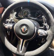 Load image into Gallery viewer, BMW Aluminium Paddle Shift Extensions