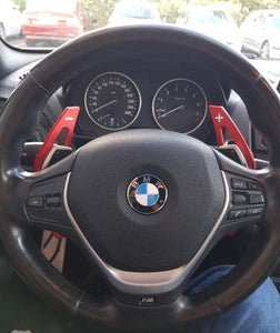 BMW Aluminium Paddle Shift Extensions