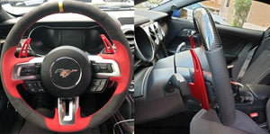Ford Mustang Aluminium Paddle Shift Extensions