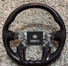 Load image into Gallery viewer, Nissan Patrol Carbon Fiber Steering Wheel