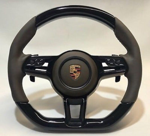 Porsche 911 Carbon Fiber Steering Wheel