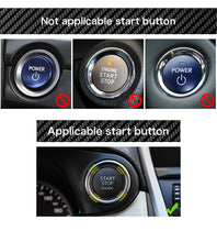 Load image into Gallery viewer, Lexus Carbon Fiber Engine Start Stop Button