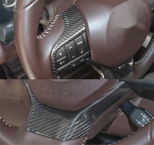 Lexus Carbon Fiber Steering Wheel Trim