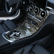 Load image into Gallery viewer, Mercedes-Benz C-Class / GLC Marble Central Console Trim