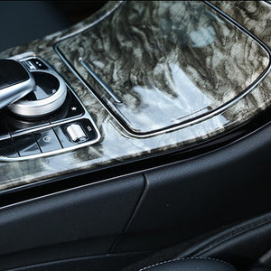 Mercedes-Benz C-Class / GLC Marble Central Console Trim