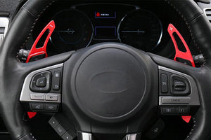 Subaru Aluminium Paddle Shift Extensions