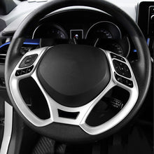 Load image into Gallery viewer, Toyota CH-R Carbon Fiber Steering Wheel Trim