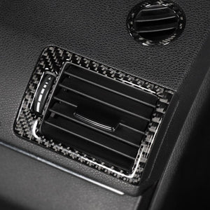 Mercedes-Benz C-Class W204 Carbon Fiber Side Air Condition Outlet