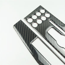 Load image into Gallery viewer, Mercedes Benz C Class W204 Carbon Fiber Center Console