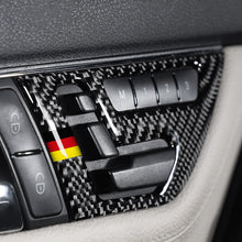 Load image into Gallery viewer, Mercedes Benz C Class W204 Carbon Fiber Seat Control