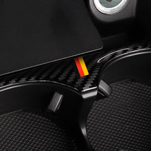 Load image into Gallery viewer, Mercedes-Benz C-Class / GLC Carbon Fiber Cup Holder Trim