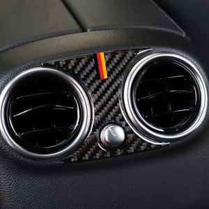 Mercedes-Benz C-Class / GLC Carbon Fiber Rear AC Outlet