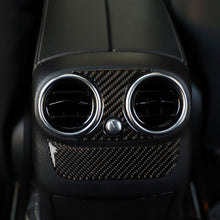 Load image into Gallery viewer, Mercedes-Benz C-Class / GLC Carbon Fiber Rear AC Outlet