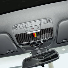 Load image into Gallery viewer, Mercedes-Benz C-Class / GLC Carbon Fiber Reading Light Panel