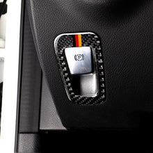 Load image into Gallery viewer, Mercedes-Benz C-Class / GLC Carbon Fiber Electronic Hand Brake Frame