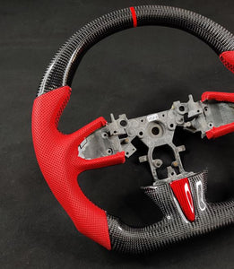 Infiniti Q50 Carbon Fiber Steering Wheel