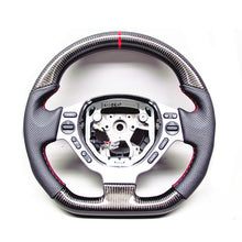 Load image into Gallery viewer, 2007-2016 Nissan GT-R Carbon Fiber Steering Wheel