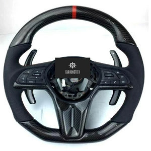 2017+ Nissan GTR Carbon Fiber Steering Wheel
