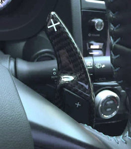 Subaru Carbon Fiber Paddle Shift Extensions