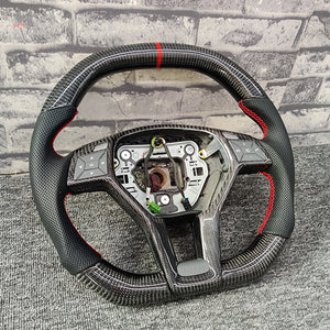 2013-2018 Mercedes-Benz CLA Carbon Fiber Steering Wheel
