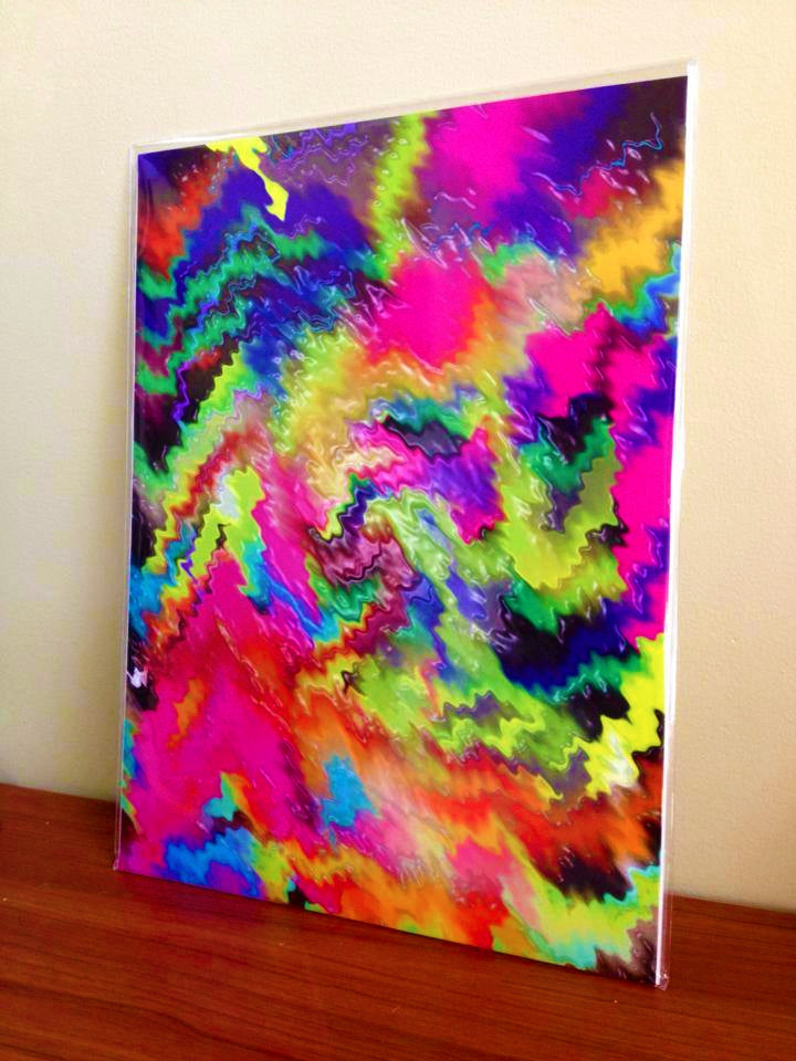 Psychedelic Abstract Art