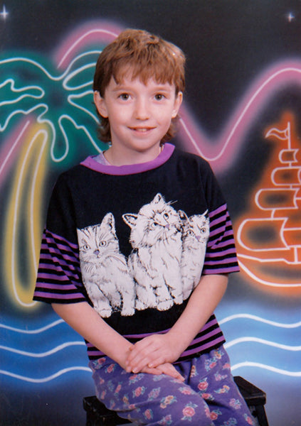Laser Background School Pictures