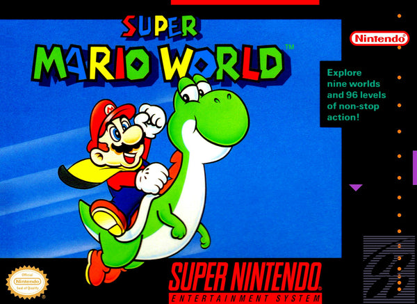 Super Mario World Best Game Ever