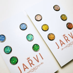 Limited Edition 6 Pairs Set (10mm)