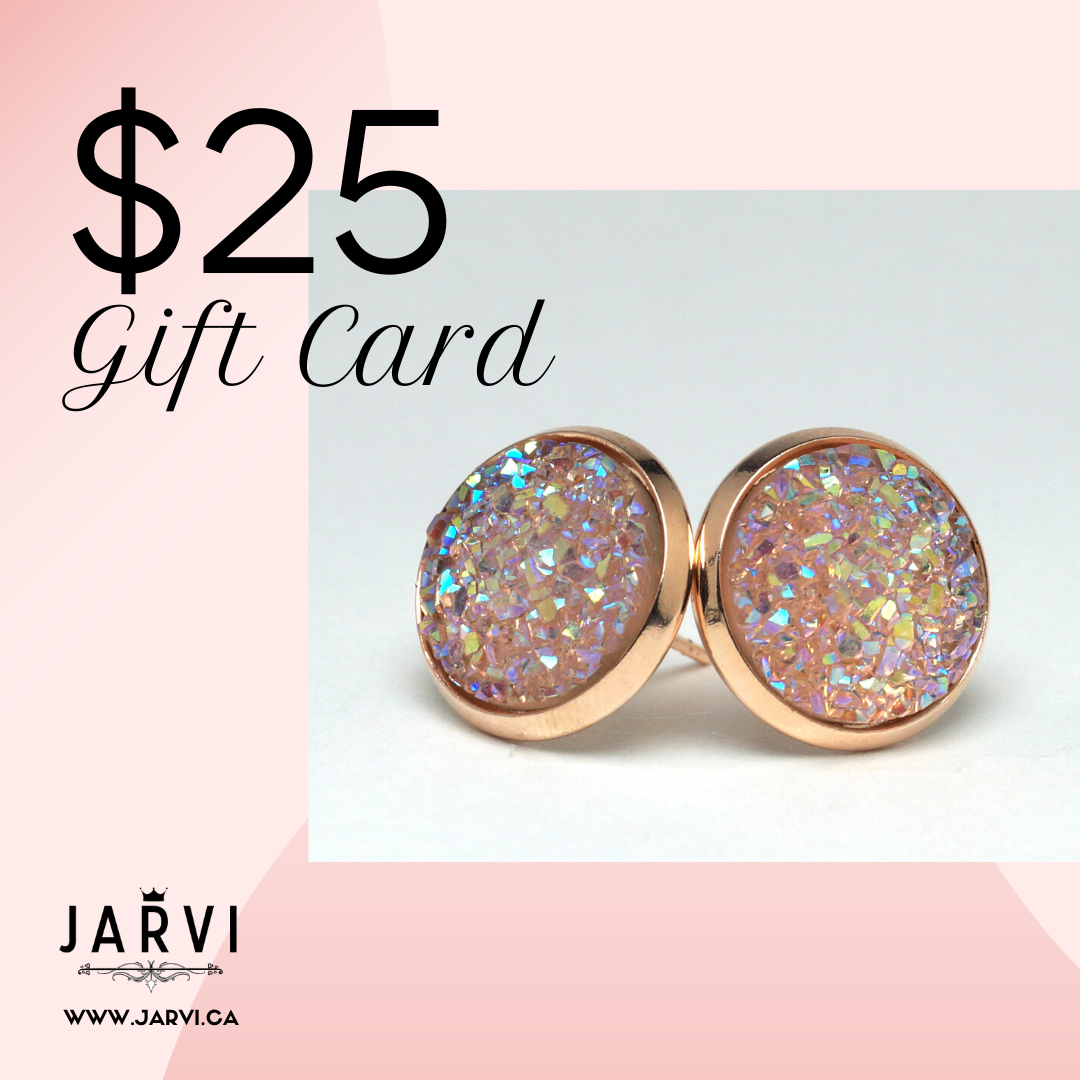 $25 Jarvi Gift Card