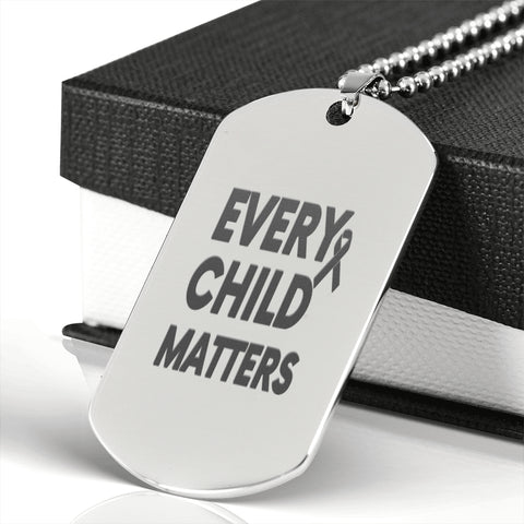 Every Child Matters Dog Tag