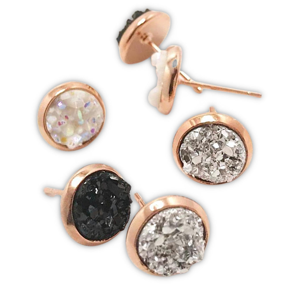 Mystery Box Of Druzy Earrings