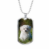 Shop Custom Photo Dog Tag-Jarvi